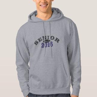 Senior Class of 2016 Purple Hoodie