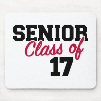 Senior Class of 2017 Mouse Pad