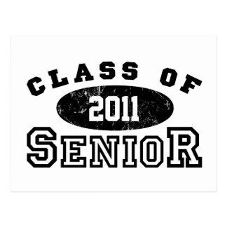 Senior Class Of Postcard