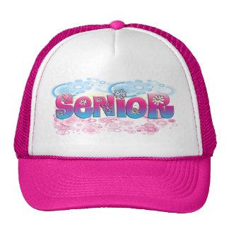 Senior - Flowers 2 Trucker Hat