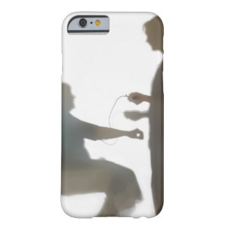 Senior health check / blood pressure reading barely there iPhone 6 case