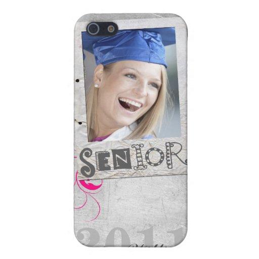 Senior iPhone 5 Case