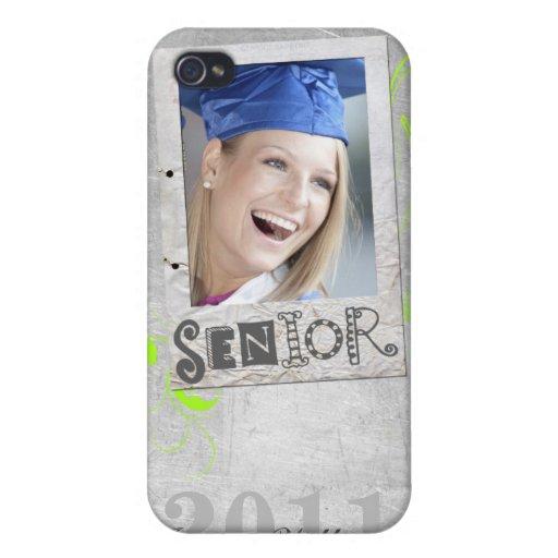 Senior iPhone 4 Cover