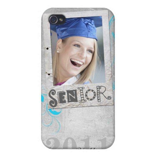 Senior iPhone 4/4S Covers
