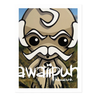 Senior Mascot Postcard