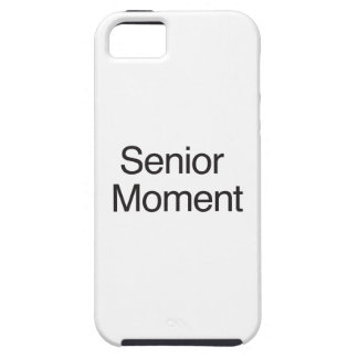 Senior Moment iPhone 5/5S Cover