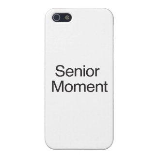 Senior Moment iPhone 5 Case