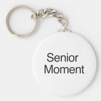 Senior Moment Keychain