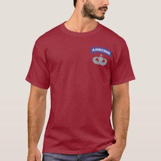 Senior Parachutist (Airborne) T-shirts