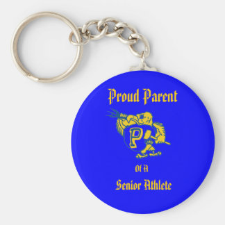 Senior Parent Keychain