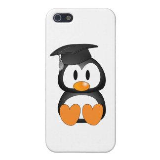 Senior Penguin Cover For iPhone 5