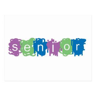 Senior Postcards