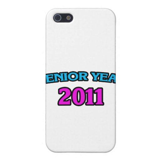 Senior Year 2011 iPhone 5 Cases