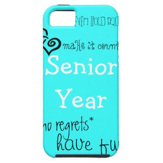 Senior Year (girl) iPhone 5 Covers