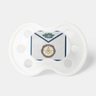 seniordeaconMasonic Senior Deacon Apronapron Pacifier