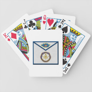 seniordeaconMasonic Senior Deacon Apronapron Poker Deck