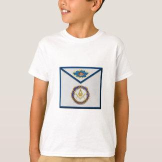 seniordeaconMasonic Senior Deacon Apronapron T-Shirt
