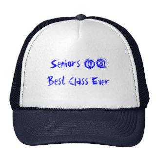 Seniors 08 mesh hat