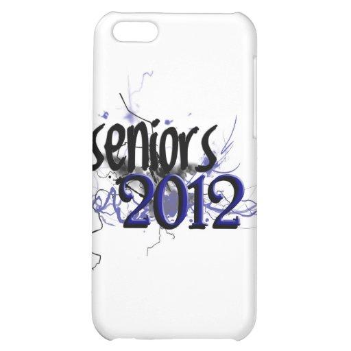 Seniors 2012 iPhone Case iPhone 5C Cover