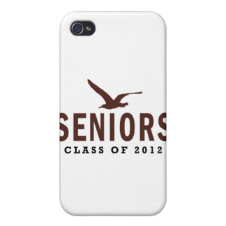 SENIORS 2012 COVERS FOR iPhone 4