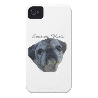 seniors rule  phone case iPhone 4 Case-Mate case