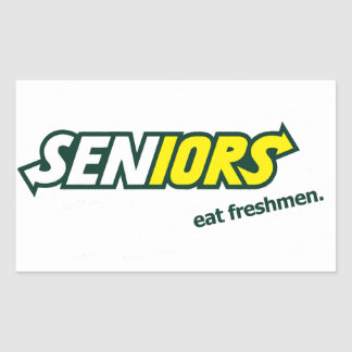 Seniors Sticker