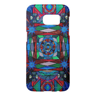 """""""Sense of Security"""" Samsung Galaxy S7, Barely Ther Samsung Galaxy S7 Case"""
