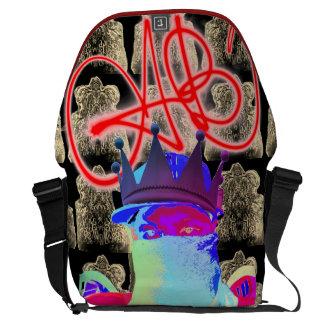 Sensei Gummy Grime Large Messenger Bag