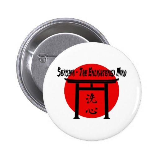 Senshin - The Enlightened Mind Martial Arts Blog Buttons