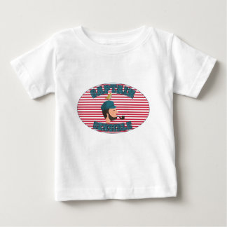 Sensitive Captaine Baby T-Shirt