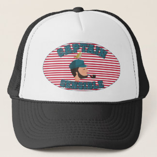 Sensitive Captaine Trucker Hat