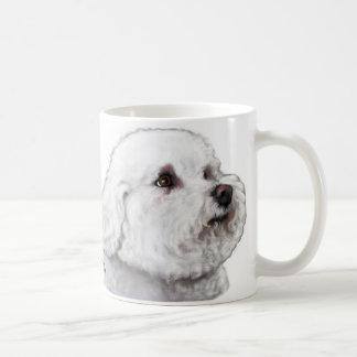 Sensitive Side of Bizou the Bichon Mug