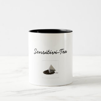 Sensitivi-Tea Ceramic Mug