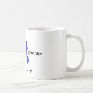 Sensory Processing Disorder Mug. Coffee Mug