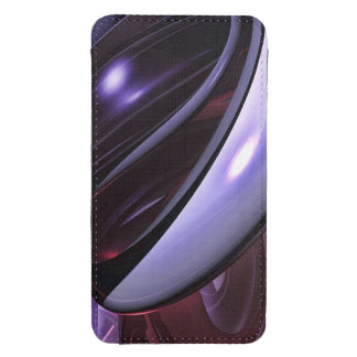 Sensual Healing Abstract Galaxy S4 Pouch