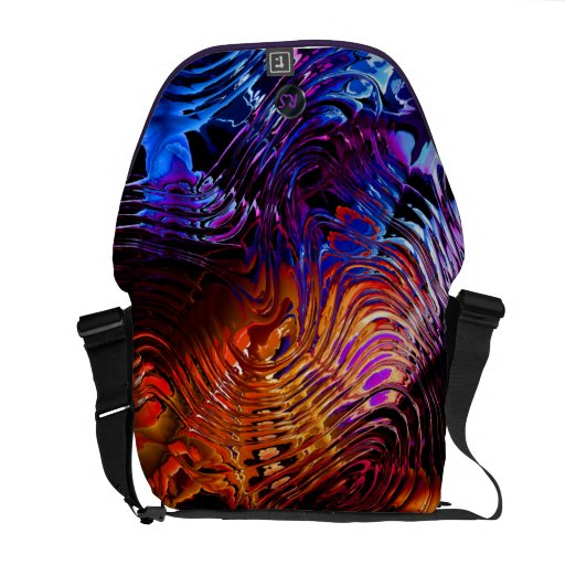 Sensuous 10 Messenger Bag