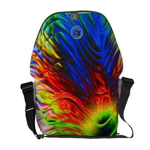 Sensuous 11 Messenger Bag