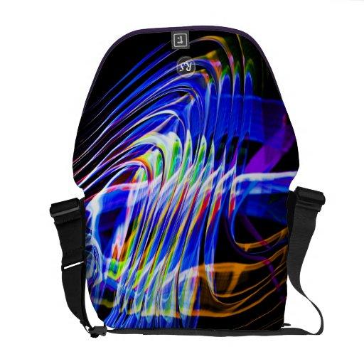 Sensuous 1 Messenger Bag