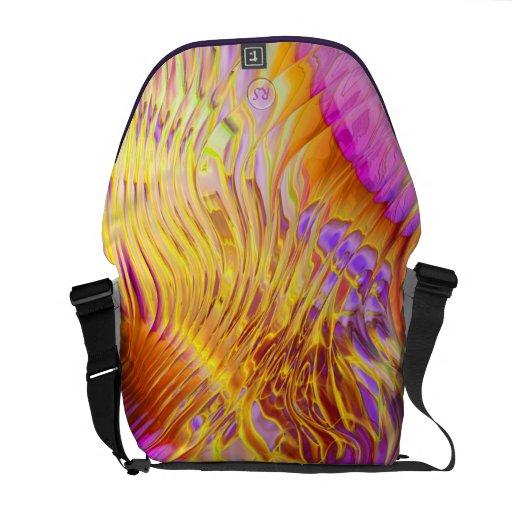 Sensuous 3 Messenger Bag