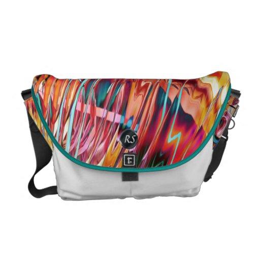 Sensuous 6 Messenger Bag