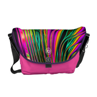 Sensuous 8 Messenger Bag