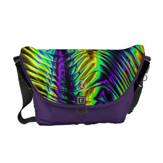 Sensuous 9 Messenger Bag