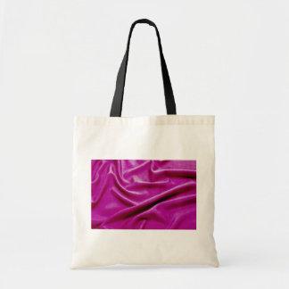 Sensuous pink budget tote bag