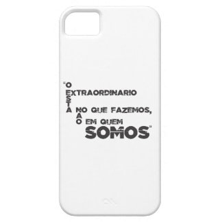 Sentences of films and games iPhone 5 case