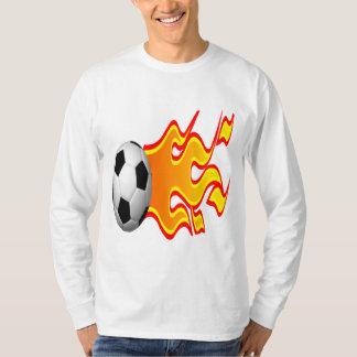 Sentez la chaleur t-shirts