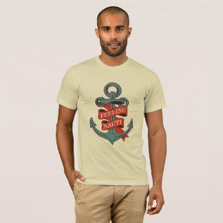 Sentiment Nauti : T-shirt régulier