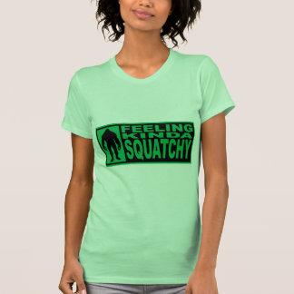 Sentiment Squatchy - conclusion de Bigfoot Tshirts