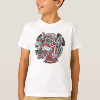 Sentinel Prime TF3 Badge T-Shirt