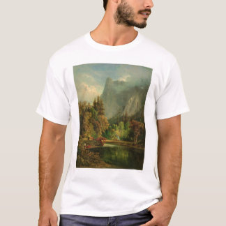Sentinel Rock, Yosemite, California (0797A) T-Shirt