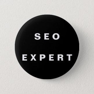 SEO Expert 2 Inch Round Button